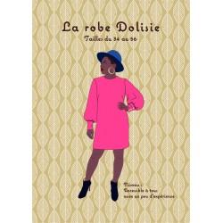 La robe Dolisie. Le nouveau patron de Christelle Bahezi