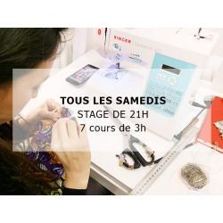 Cours de couture à Paris avec Coudre Simplement